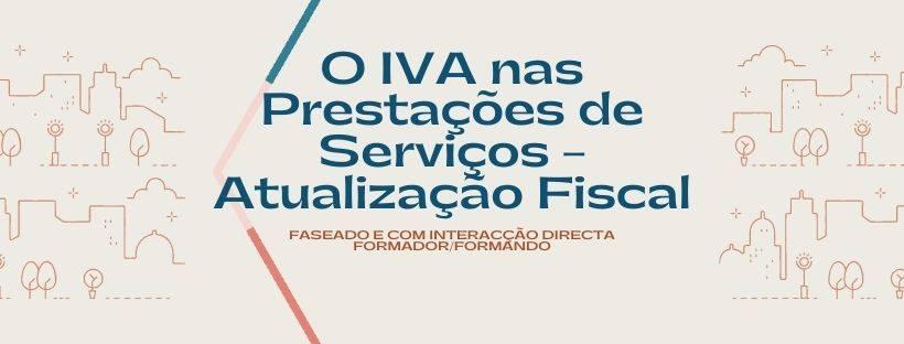 Course Image O IVA nas Prestações de Serviços - Atualização Fiscal