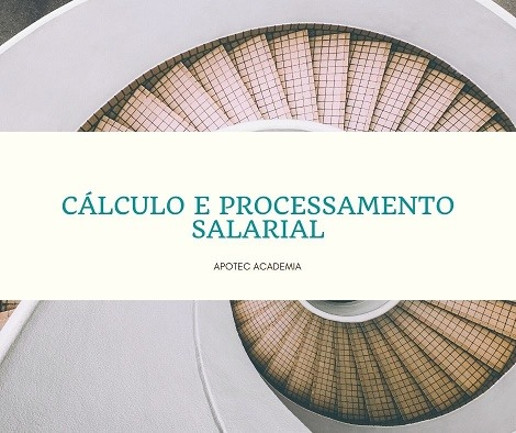 Course Image Cálculo e Processamento Salarial
