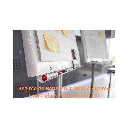 Course Image Regime de bens em 2ª mão e regime especial da construção civil