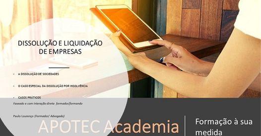 Course Image Dissolução e Liquidação de Empresas