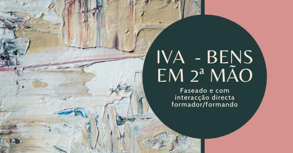Course Image IVA - Regime de bens em 2ª mão